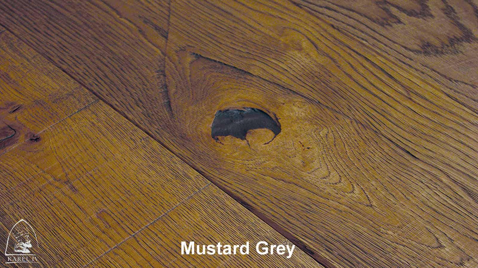 Kolekcja: ESCO Karel IV, Kolor: Mustard Grey