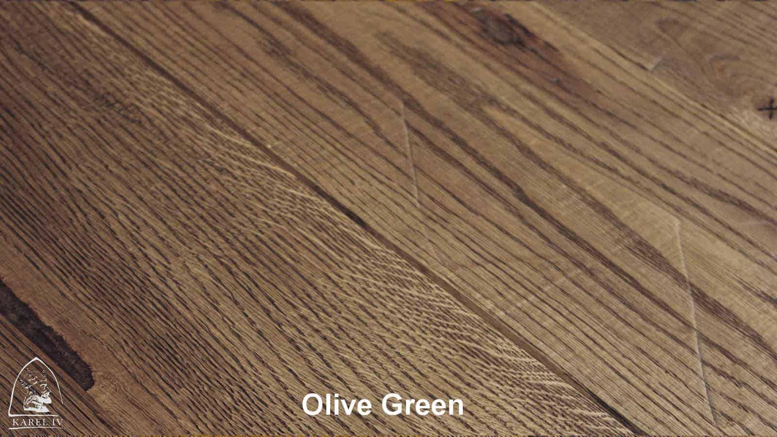 Kolekcja: ESCO Karel IV, Kolor: Olive Green